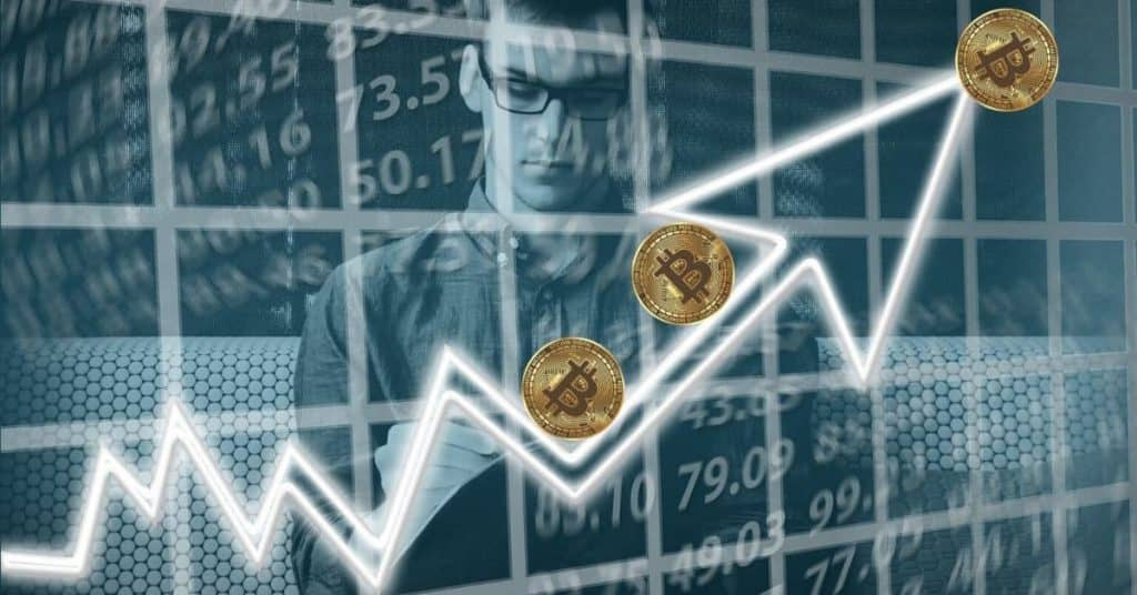 Bitcoin koers positief Bitcoin record in juli 2020?