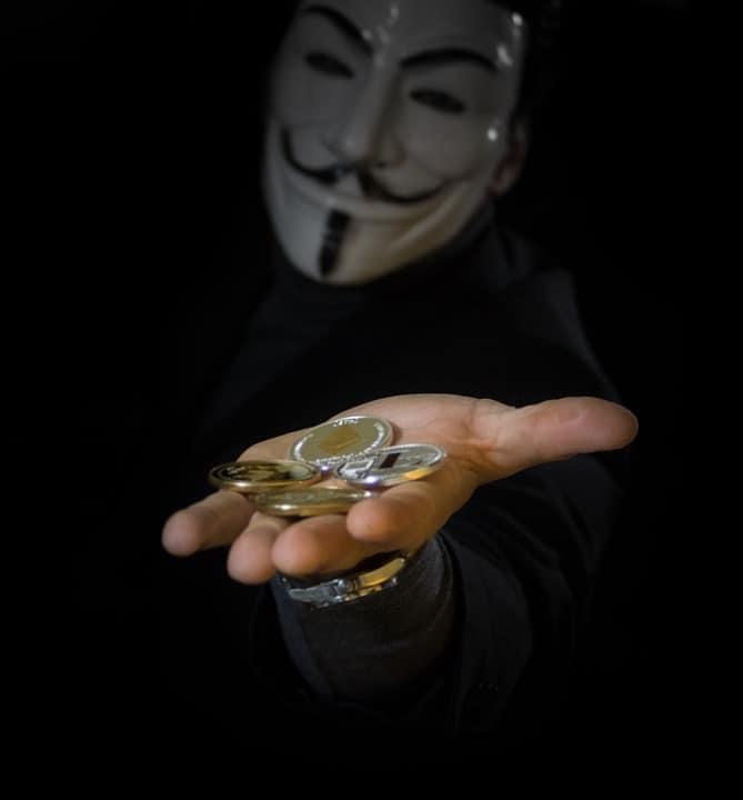 Bitcoin anoniem