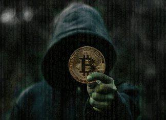 Bitcoin black zwart geheim hack anoniem