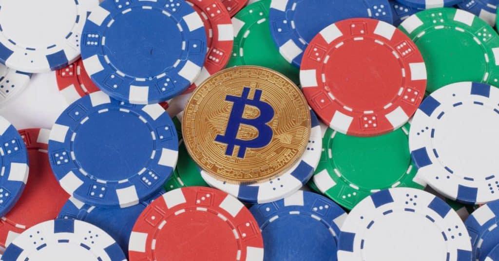 Bitcoin als betaalmidddel in casino industrie