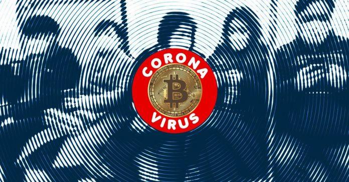 Bitcoin en coronavirus