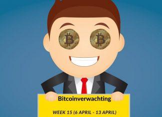 Bitcoin koersverwachting week 15