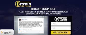 Is Bitcoin loophole betrouwbaar?