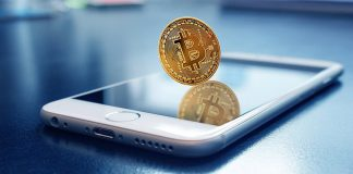 Bitcoin smartphone iphone mining crypto
