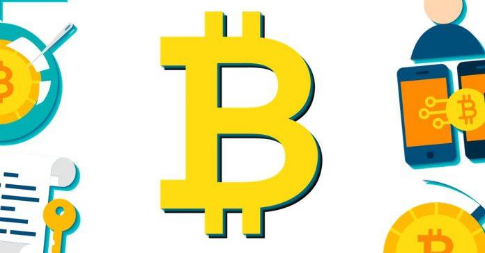 Bitcoin stijgt met dubbele cijfers