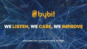 Bybit account aanmaken