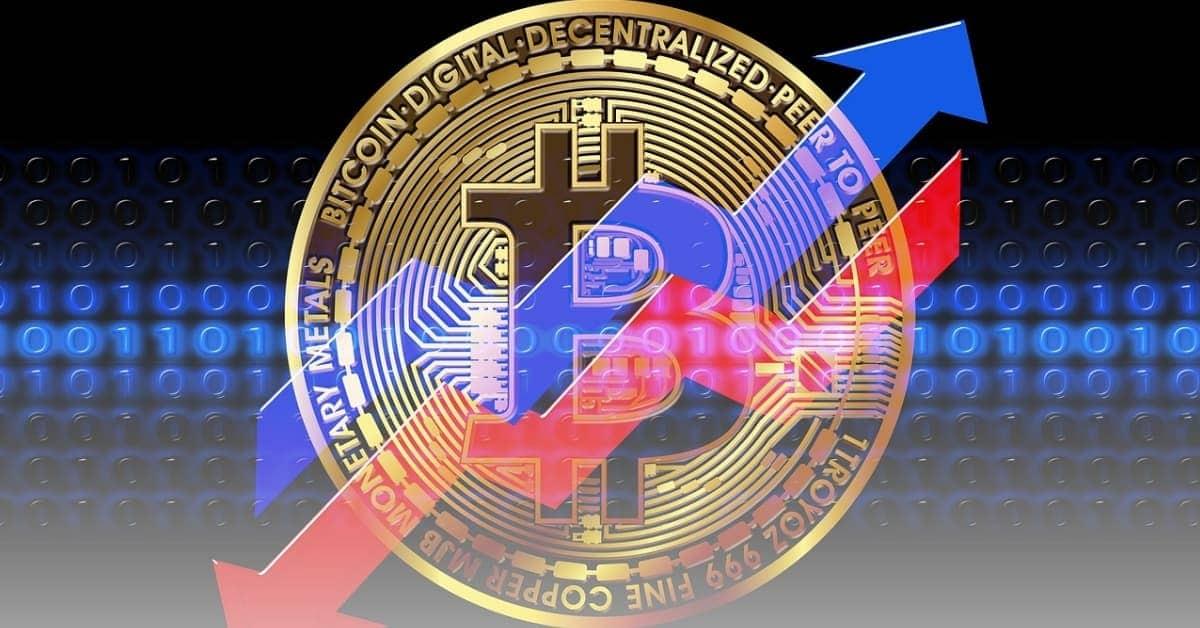 Investeer in bitcoin en laat goud vallen
