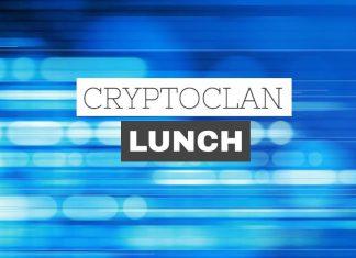 Cryptolunch met crypto koersoverzichten Bitcoin en Altcoins