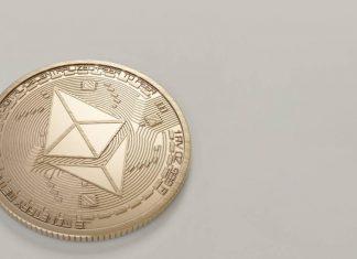 Ethereum (ETH) cryptomunt en Ethereum Blockchain