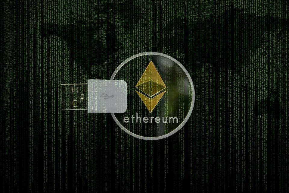 Ethereum coin ETH beginners crypto