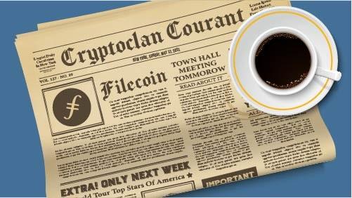 Filecoin nieuws