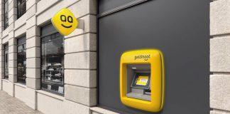 Geen Bitcoinfaciliteit voor geldautomaten Geldmaat