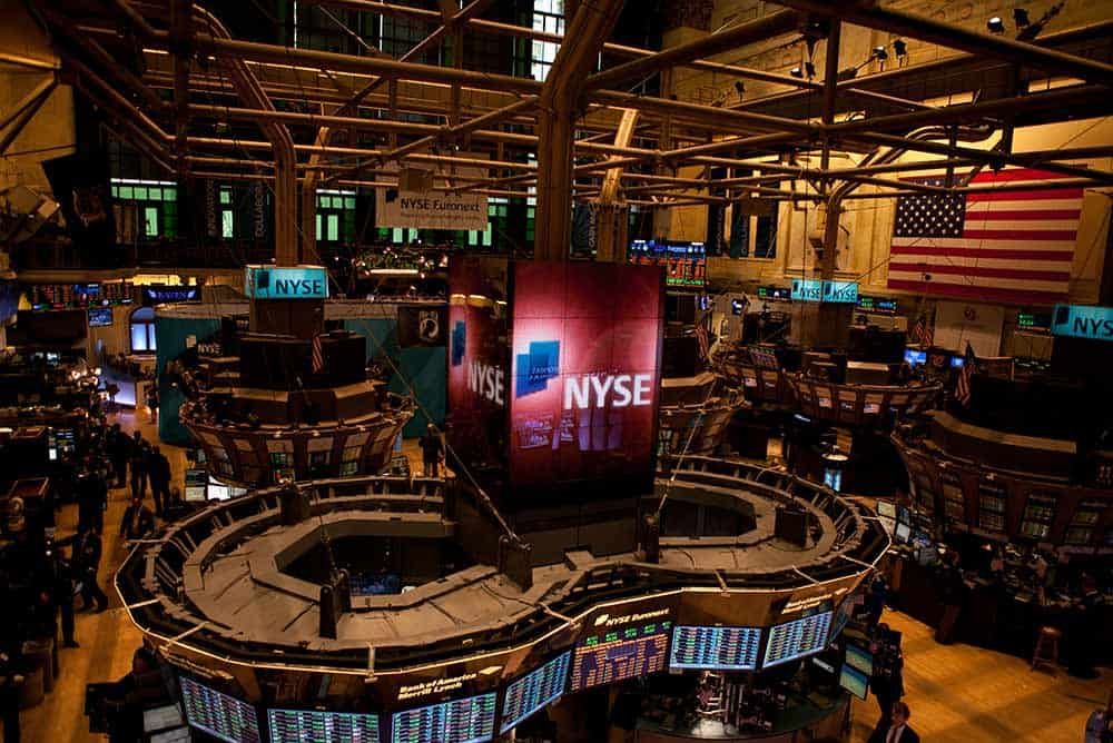 NYSE beurs