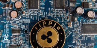Ripple XRP coin Cryptocurrency crypto