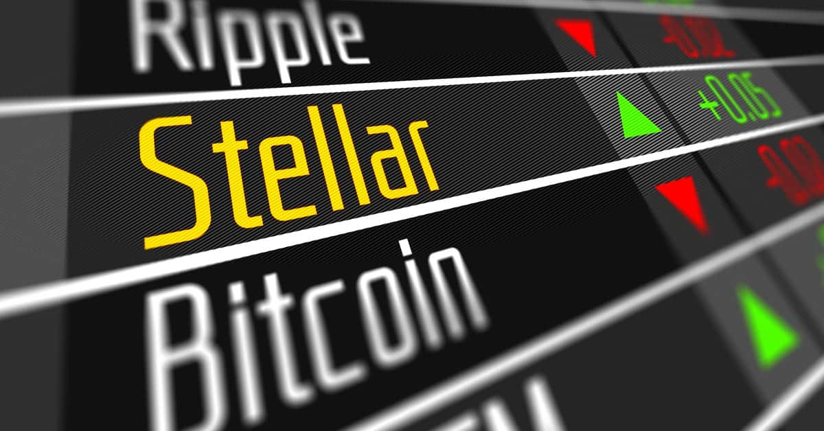 Stellar xlm coin cryptocurrency