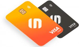 Swipe crypto card