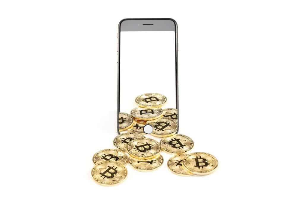 Bitcoin Mining iPhone